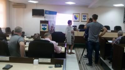 Održana prezentacija''Mogućnosti ulaganja austrijskih kompanija u Bosnu i Hercegovinu'' u okviru EEN