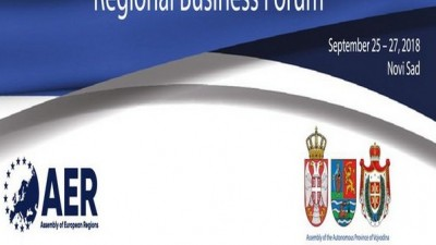 Poziv na poslovne susrete u okviru Regionalnog poslovnog foruma, Novi Sad, 26. septembar 2018.godine