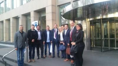 Održani poslovni susreti privrednika iz BiH i Njemačke