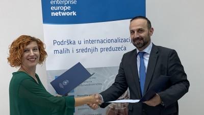 EEN mreža  i ABSL - Asocijacija biznis servis lidera u BiH potpisali memorandum o razumijevanju