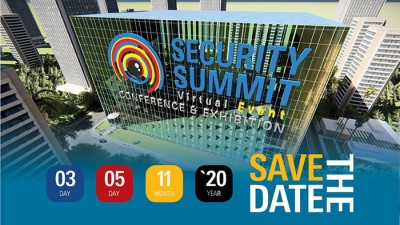 Registrujte se za poslovne B2B susrete  - SECURITY SUMMIT 2020 - VIRTUAL EVENT, 3-5/11/2020.