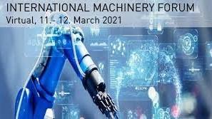 "Poziv na  online poslovne susrete : ""International Machinery and Plant Engineering Forum 2021"""