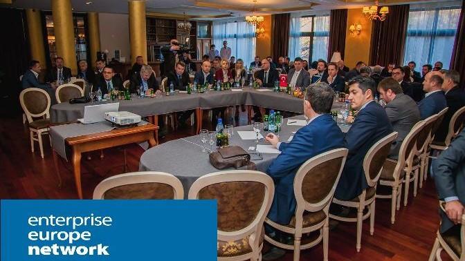 U sklopu Evropske poduzetničke mreže održani poslovni susreti privrednika iz Republike Turske i Unsk