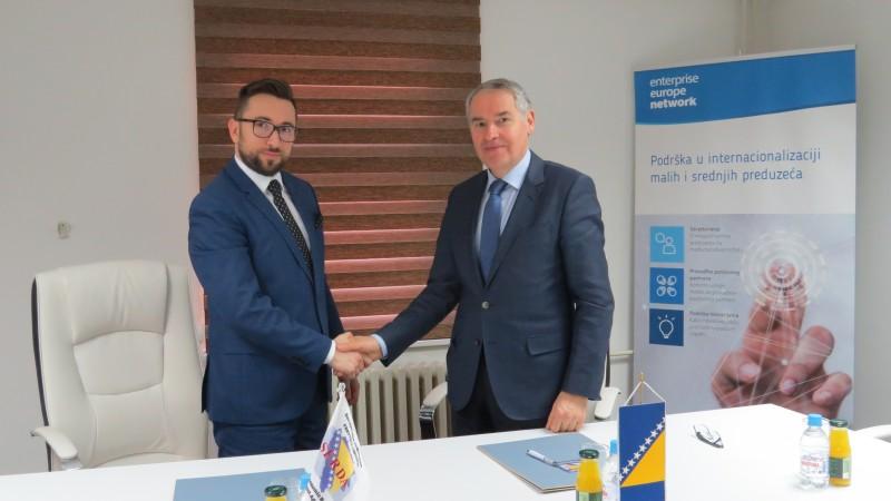 Potpisan Sporazum o saradnji između SERDA-e i Bit Alijanse