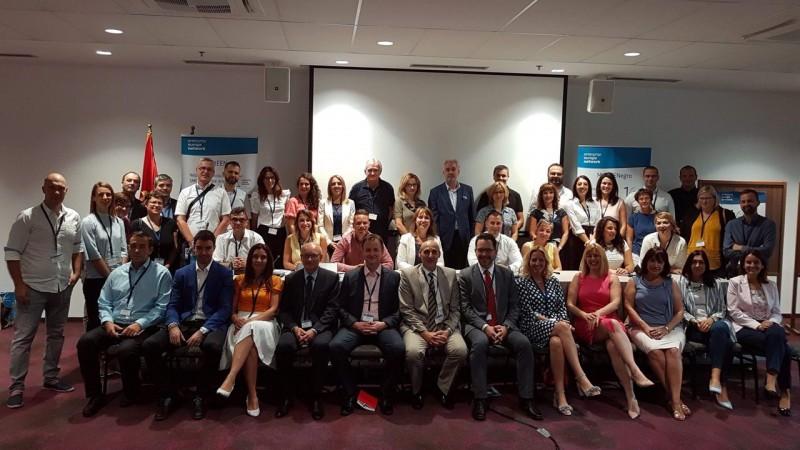 Održana Regionalna konferencija EEN mreže u Podgorici