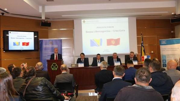 Održan poslovni forum drvnog sektora Bosne i Hercegovine i Crne Gore