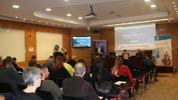 """Seminar i završna prezentacija u okviru projekta """"Asistencija u razvoju  MSP preduzeća  u BiH """""""