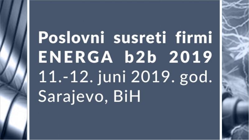 Poslovni susreti firmi ENERGA b2b 2019
