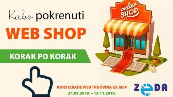 KURS ONLINE SHOP ZA MSP