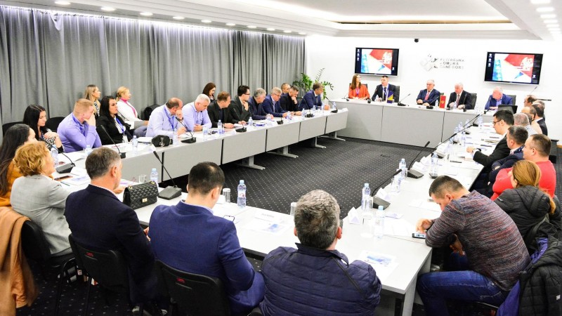 Održan poslovni forum privrednika Bosne i Hercegovine i Crne Gore