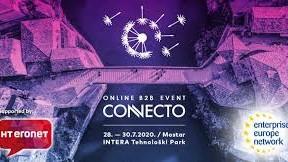 Poziv za učešće na online konferenciji i B2B- CONNECTO 2020