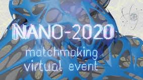 """Poziv na konferenciju i B2B susrete """"Virtualni NANO-2020- Internacionalni matchmaking događaj"""""""