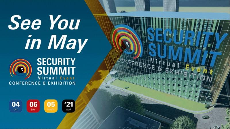 Registrujte se za poslovne B2B susrete  - SECURITY SUMMIT 2021 - VIRTUAL EVENT, 4.-6. maj 2021.
