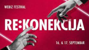 "Poziv na regionalnu konferenciju: ""Webiz Festival Beograd"", 16. i 17.09.2021.,Beograd"